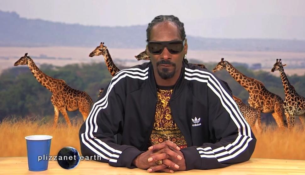 В мире животных со Snoop Dogg