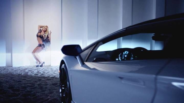 Промо-кадры нового клипа Бритни Спирс