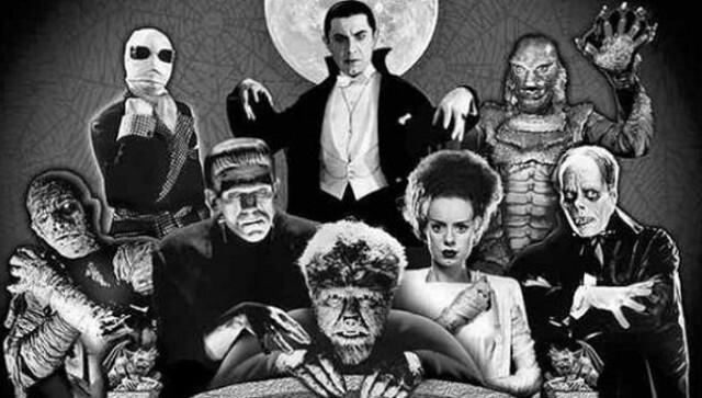 Universal Pictures открывает Вселенную киномонстров