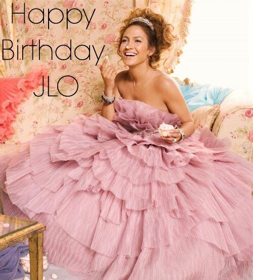 С днем рождения, Дженнифер Лопес