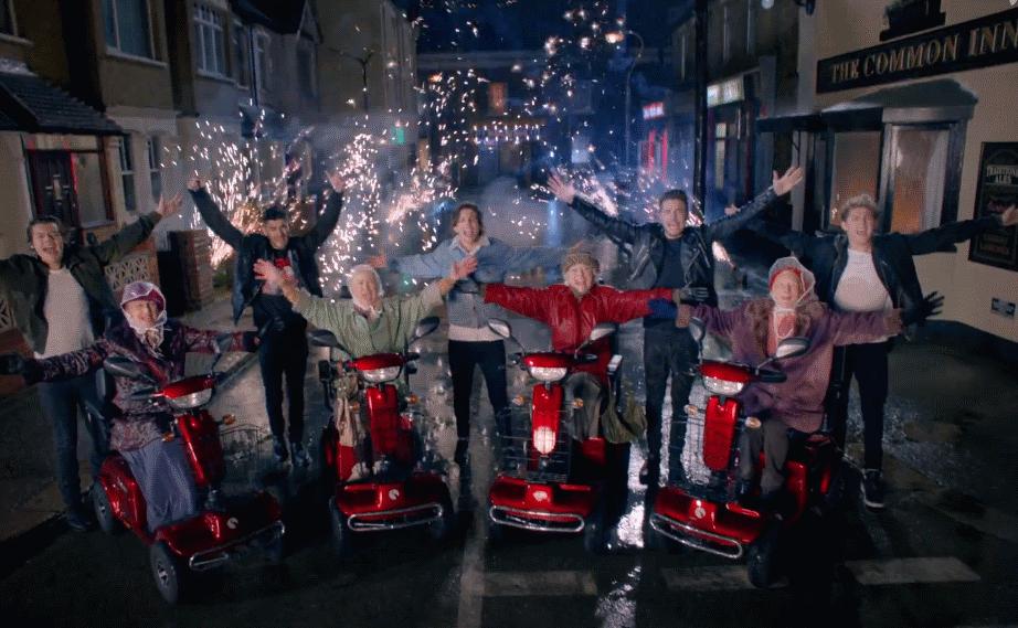 Новый клип группы One Direction  - Midnight Memories