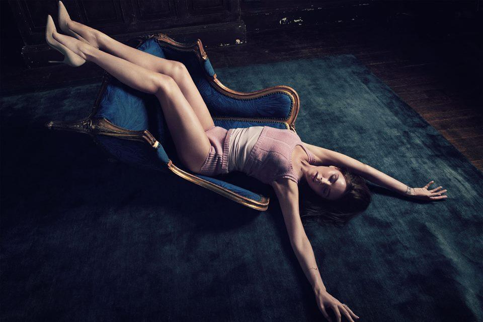 Виктория Бекхэм в журналах Vanity Fair Италия и Испания. Январь 2014