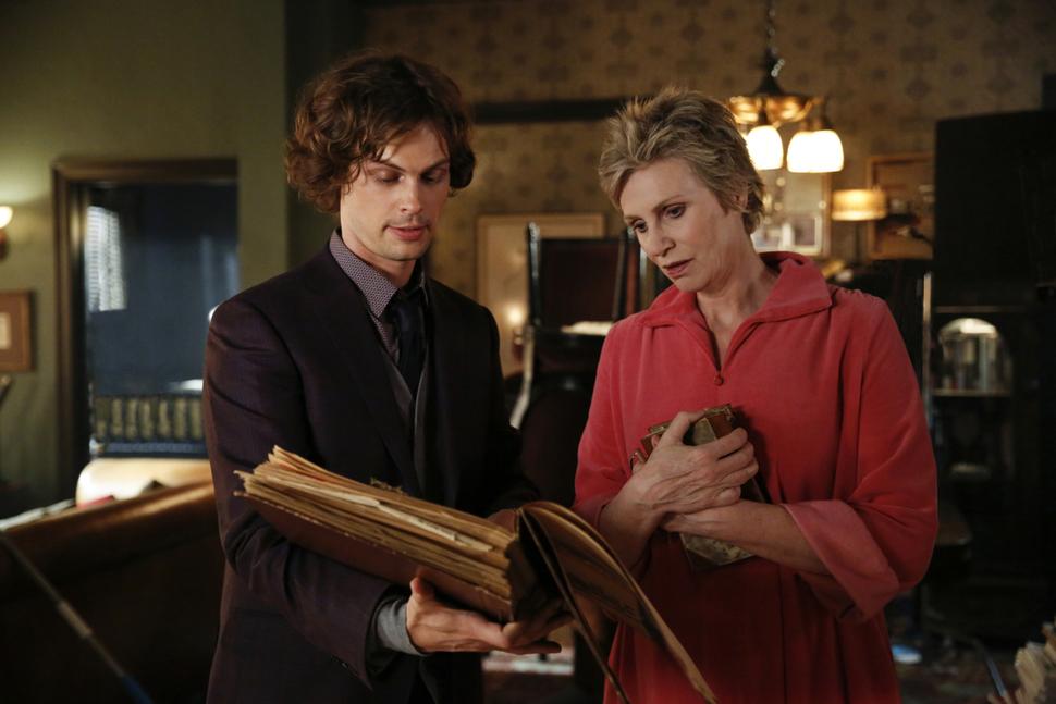 Мама Спенсера возвращается: Джейн Линч снимется в финале «Мыслить как преступник»