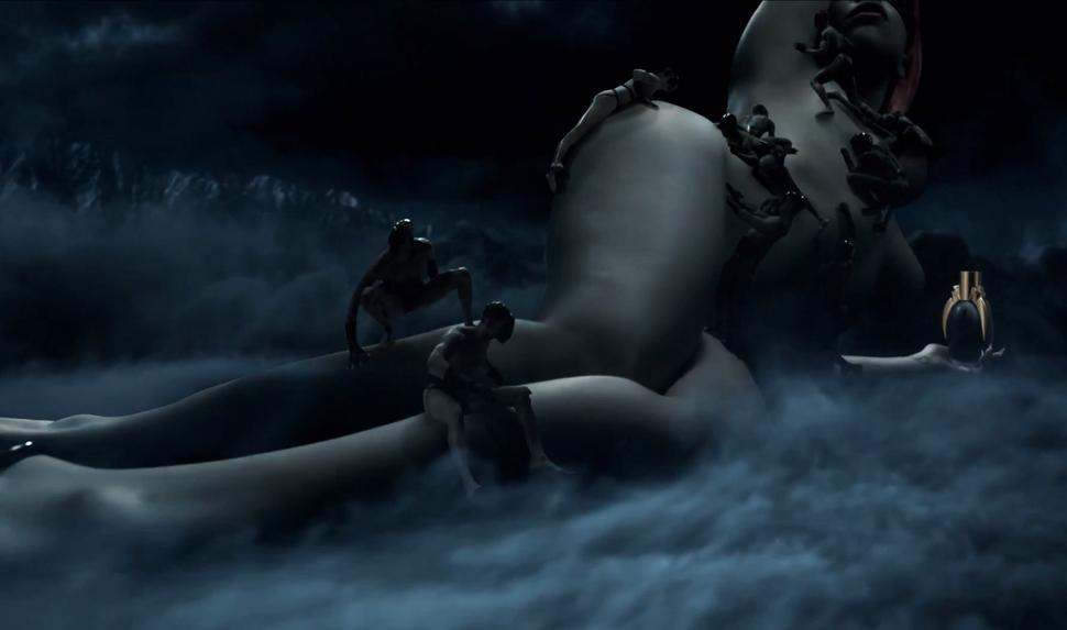 Официальный трейлер рекламной кампании парфюма Fame от Lady GaGa