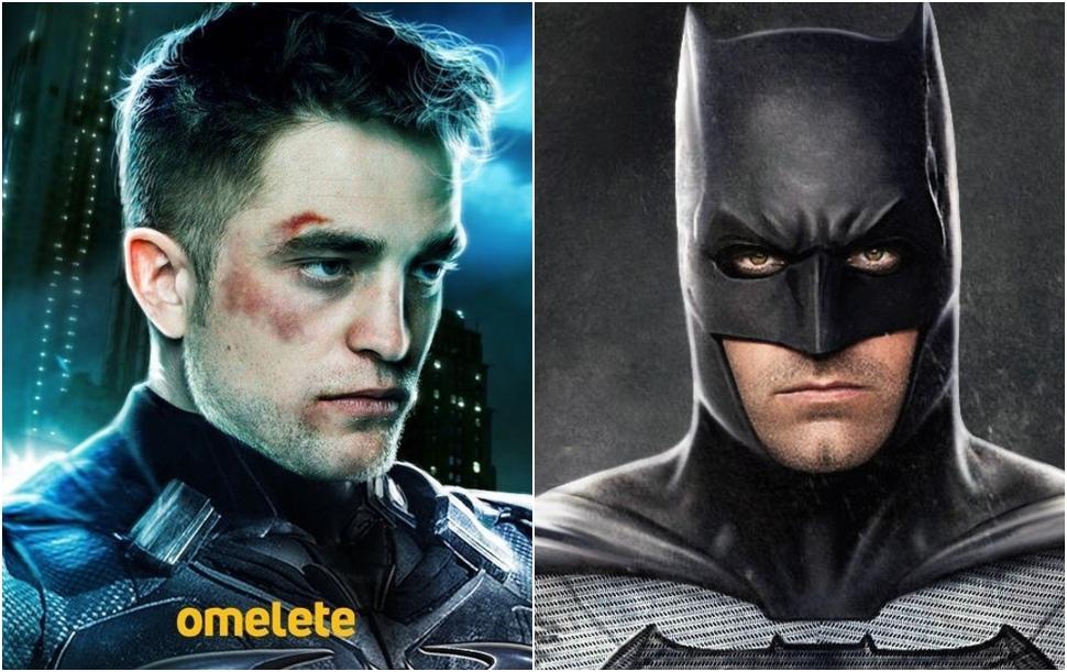 Роберт Паттинсон заменит Бена Аффлека в роли Бэтмена