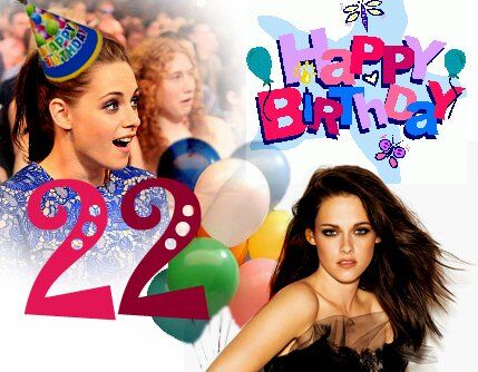 C Днем рождения, Кристен Стюарт!