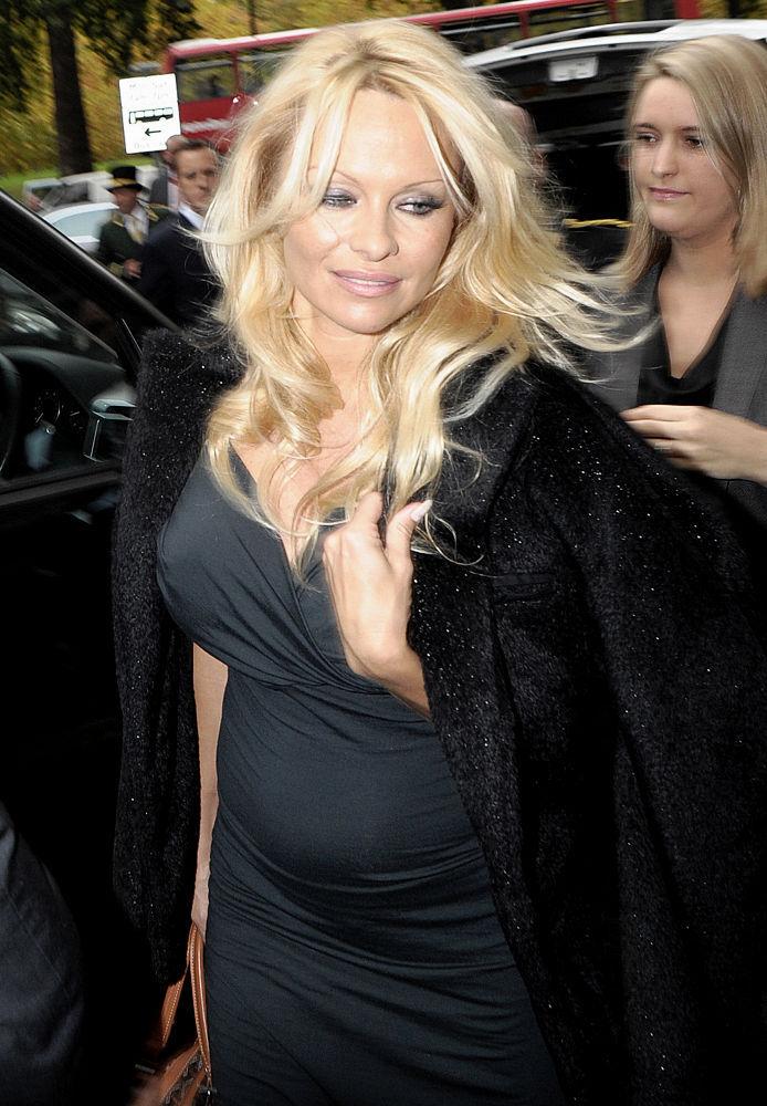 Памела Андерсон беременна!?