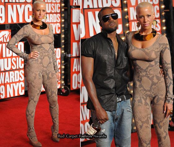 Худшие наряды на церемонии MTV VMA 2009