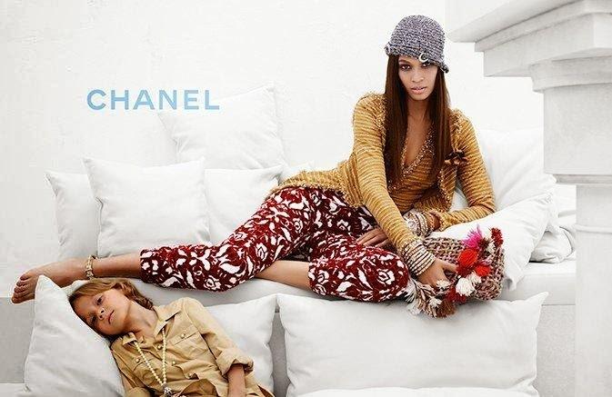 Рекламная кампания Chanel Cruise 2015