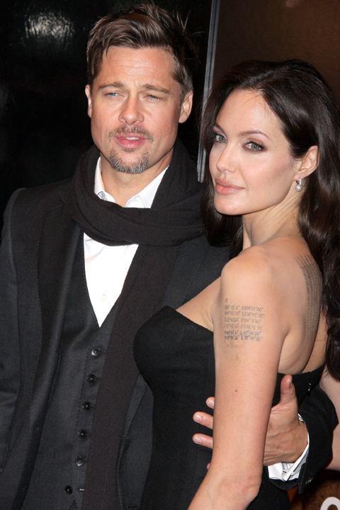Анджелина Джоли и Брэд Питт собираются усыновить ребенка из Филиппин?