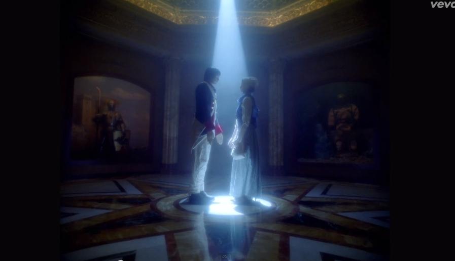 Новый клип Daft Punk и Джулиана Касабланкаса - Instant Crush