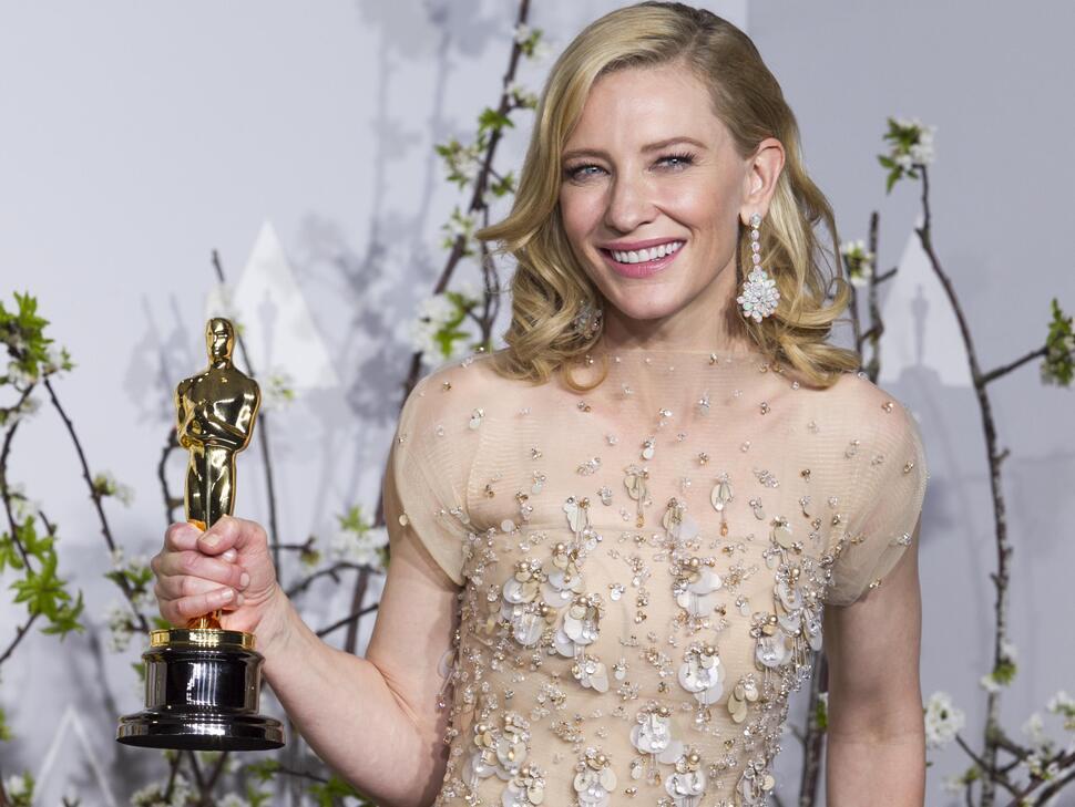 """Кейт Бланшетт чуть не пропустила свое награждение на """"Оскаре"""""""