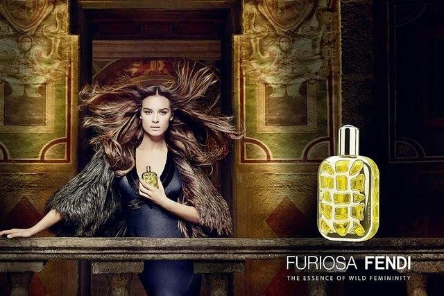 Новый аромат Fendi Furiosa