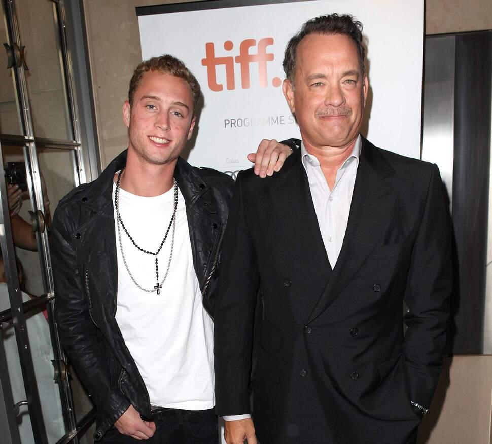 Сын Тома Хэнкса признался в наркотической зависимости