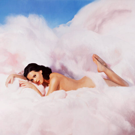 Обложка третьего альбома Кэти Перри