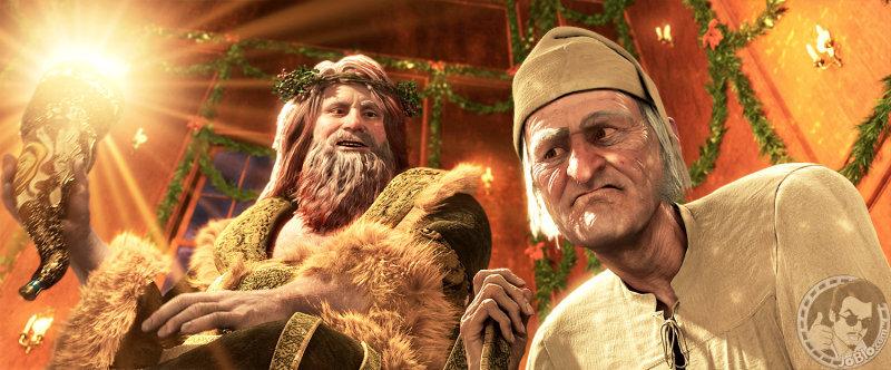 """Четыре новых отрывка из """"Рождественской истории"""""""