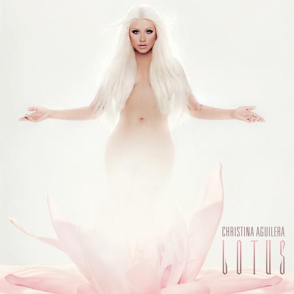 Обложка нового альбома Кристины Агилеры