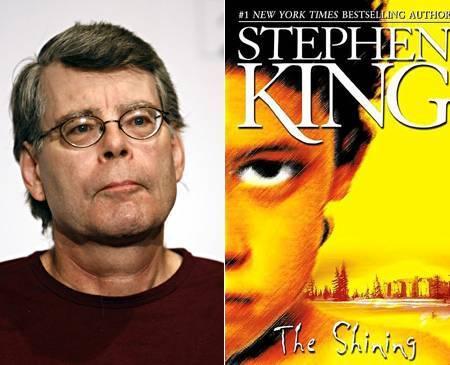 Стивен Кинг пишет продолжение «Сияния»