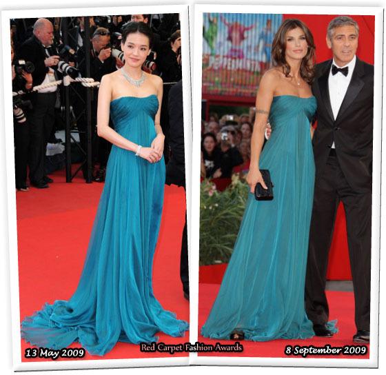 Fashion battle: Шу Ки и Элизабетта Каналис