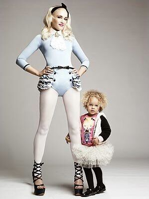 Первый взгляд на линию одежды для детей от Гвен Стефани