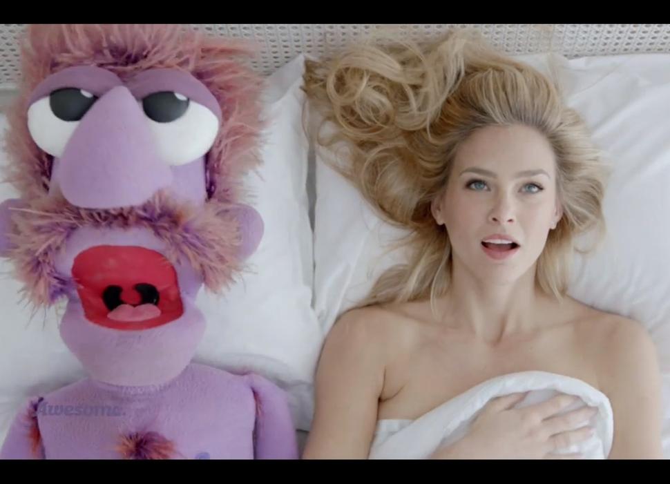 Реклама с Бар Рафаэли оказалась под запретом