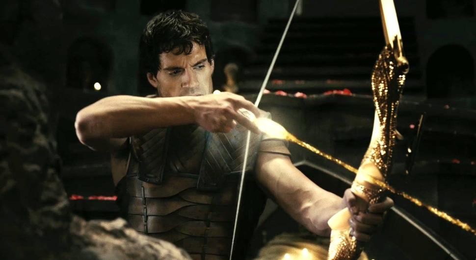 """Трейлер фильма """"Война богов: Бессмертные 3D"""""""