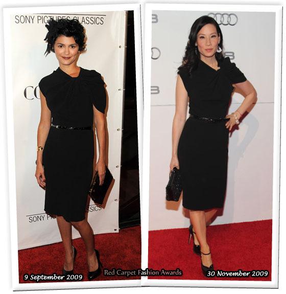 Fashion battle: Одри Тату и Люси Лью