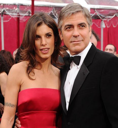 Джордж Клуни расстался с Элизабетой Каналис?