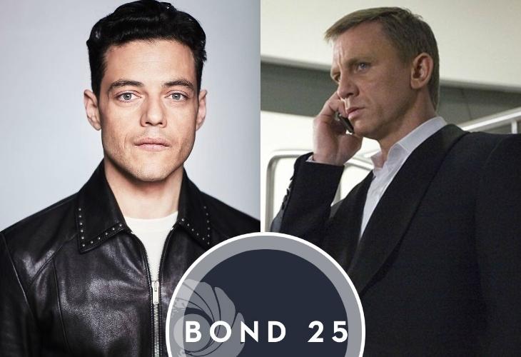Официально: Рами Малек в роли злодея и другие подробности сюжета «Бонда 25»