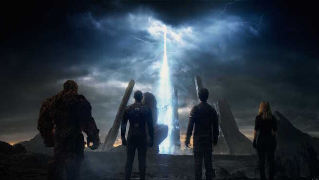 В сети появился второй трейлер новой «Фантастической четверки»