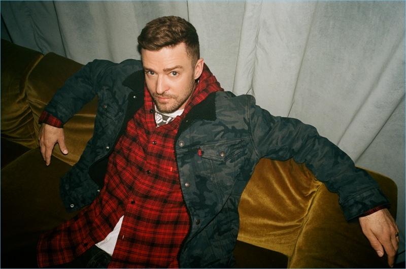 Джастин Тимберлейк создал коллекцию для Levi's и лично снялся в ее рекламе