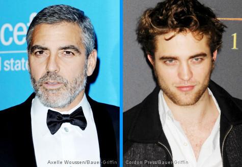 Почему Джордж Клуни недолюбливает Роберта Паттинсона?
