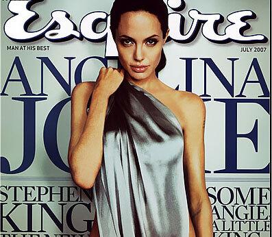 Прекрасная Анджелина Джоли
