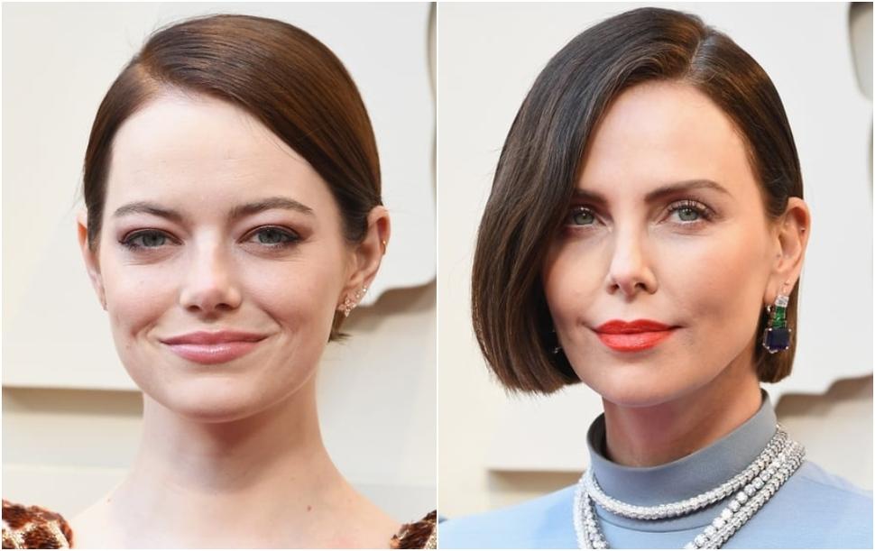 Крупным планом: макияж и прически звезд с красной дорожки «Оскара» 2019