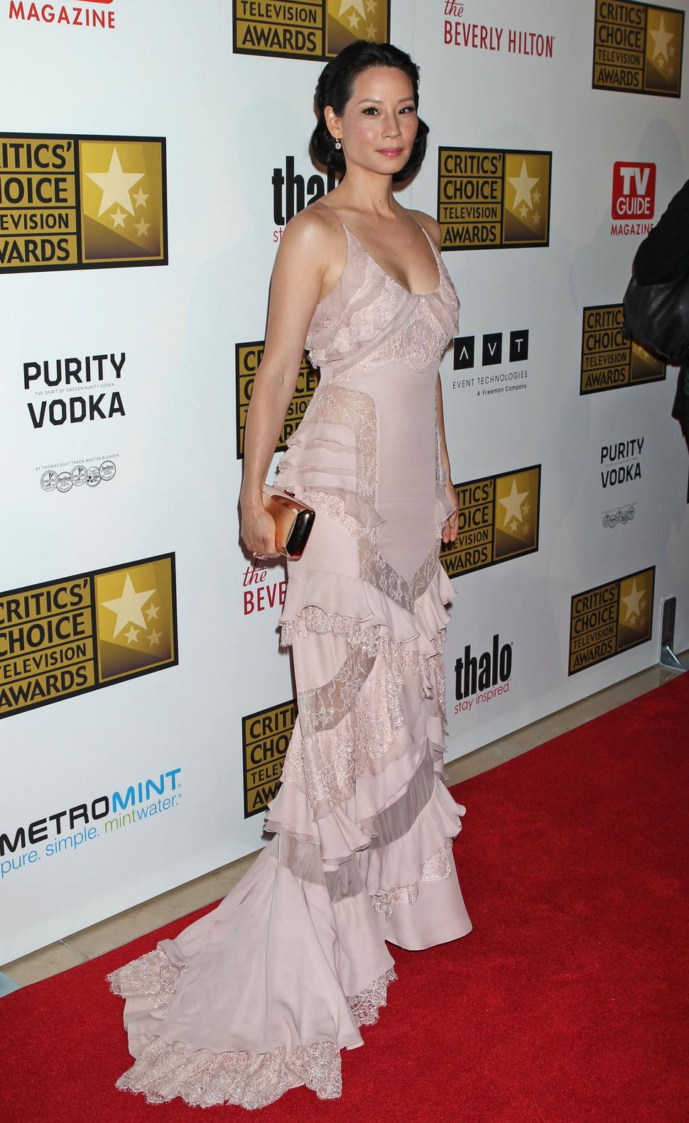 Звезды на  Critics Choice Television Awards