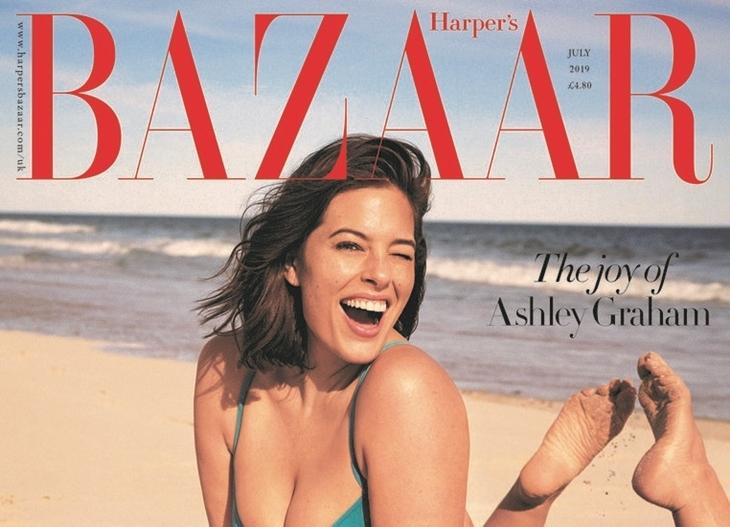 Модель плюс-сайз Эшли Грэм о неуверенности в себе: «У меня широкая кость»