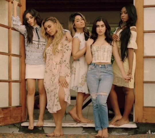 Fifth Harmony в новом выпуске журнала Wonderland