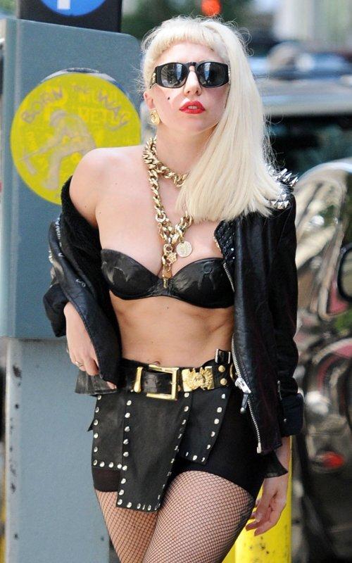 Lady Gaga вернулась в Нью-Йорк
