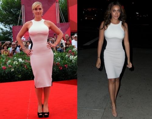 Fashion battle: Кейт Уинслет и Лала Энтони