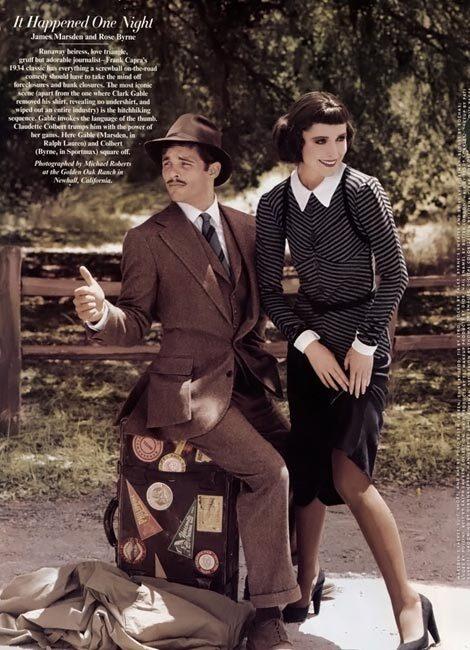 Молодые актеры Голливуда в журнале Vanity Fair. Август 2009
