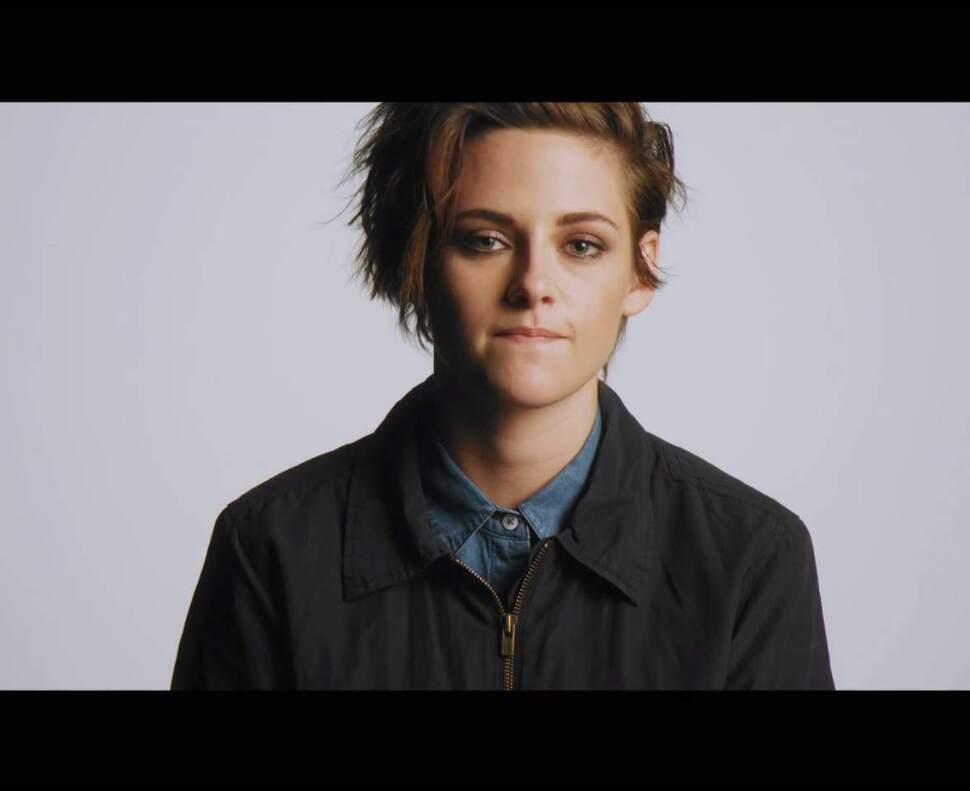 Видео: Кристен Стюарт поддерживает новый проект по мотивам «Сумерек»