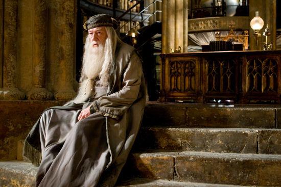 Дамблдор появится в «Дарах Смерти»
