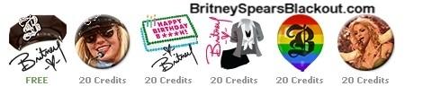 Бритни запускает линию виртуальных подарков
