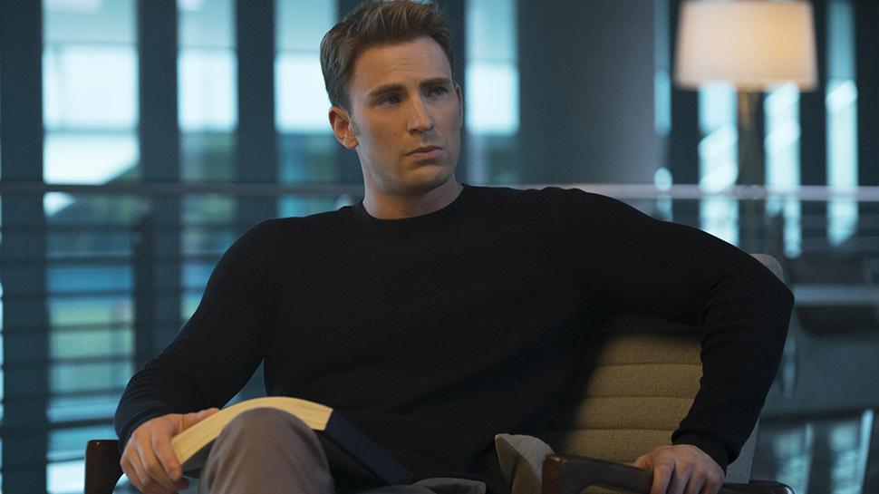 Он улетел, но обещал вернуться: Крис Эванс намекнул на продолжение истории Стива Роджерса в Marvel
