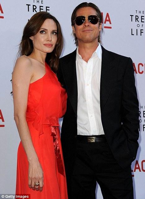 Анджелина Джоли: Брэд - настоящий мужчина