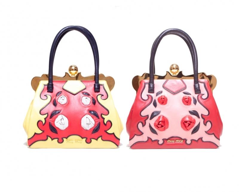 Коллекция сумок от Miu Miu. Весна 2012