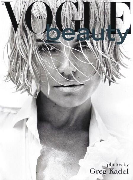 Кейт Босуорт в журнале Vogue Италия. Декабрь 2009