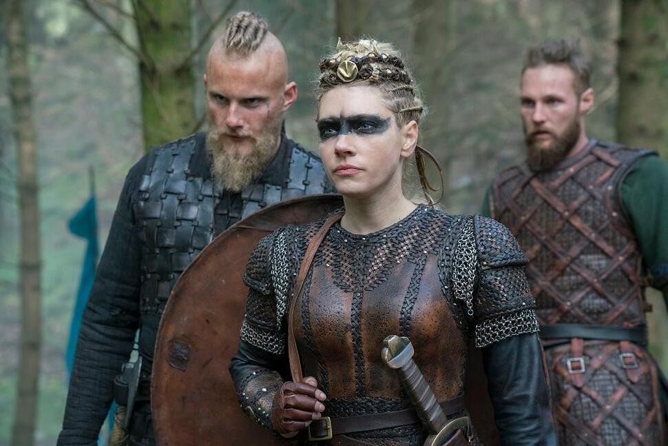Официально: сериал «Викинги» закроют после 6 сезона