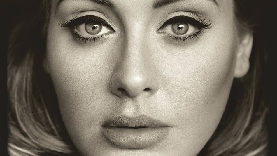 «25» Адель стал самым продаваемым альбомом 2015 года