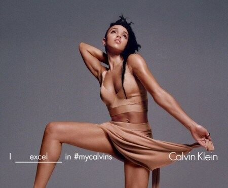 Джастин Бибер, Кендалл Дженнер, FKA twigs и другие в новой рекламной кампании Calvin Klein